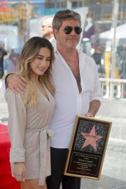 Ally Brooke at Simon Cowell Star on the Hollywood Walk of Fame Ceremony 2018/08/22 6