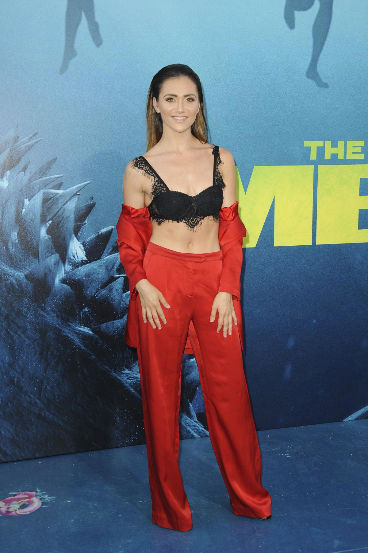 Alyson Stoner at The Meg Premiere in Hollywood 2018/08/06 1