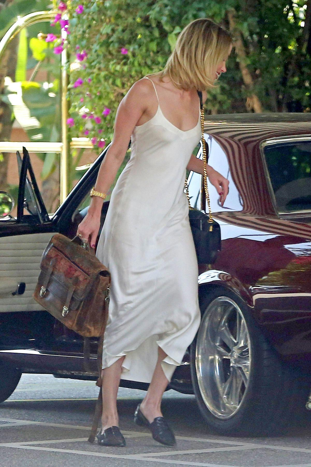 Amber Heard Arrives at Beverly Hills Hotel in Los Angeles 2018/08/16 1