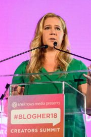 Amy Schumer at #blogher Creators Summit in New York 2018/08/08 3