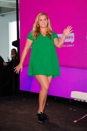 Amy Schumer at #blogher Creators Summit in New York 2018/08/08 7