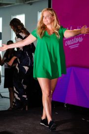 Amy Schumer at #blogher Creators Summit in New York 2018/08/08 8