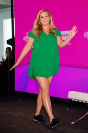 Amy Schumer at #blogher Creators Summit in New York 2018/08/08 10