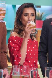Anita Rani at Sunday Brunch Show in London 2018/08/12 2