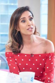 Anita Rani at Sunday Brunch Show in London 2018/08/12 3