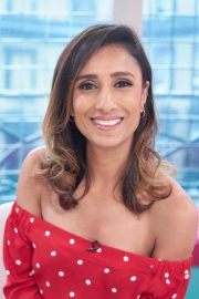 Anita Rani at Sunday Brunch Show in London 2018/08/12 5