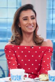 Anita Rani at Sunday Brunch Show in London 2018/08/12 11