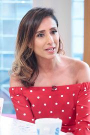 Anita Rani at Sunday Brunch Show in London 2018/08/12 13