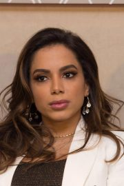 Anitta at a Renault Event in Sao Paulo 2018/08/06 1