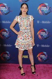Anna Hopkins at 2018 Teen Choice Awards in Beverly Hills 2018/08/12 1