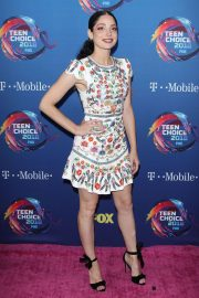 Anna Hopkins at 2018 Teen Choice Awards in Beverly Hills 2018/08/12 2