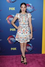 Anna Hopkins at 2018 Teen Choice Awards in Beverly Hills 2018/08/12 4