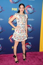 Anna Hopkins at 2018 Teen Choice Awards in Beverly Hills 2018/08/12 5