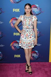 Anna Hopkins at 2018 Teen Choice Awards in Beverly Hills 2018/08/12 8
