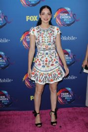 Anna Hopkins at 2018 Teen Choice Awards in Beverly Hills 2018/08/12 9