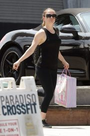 Anna Paquin Out Shopping in Los Angeles 2018/08/21 2
