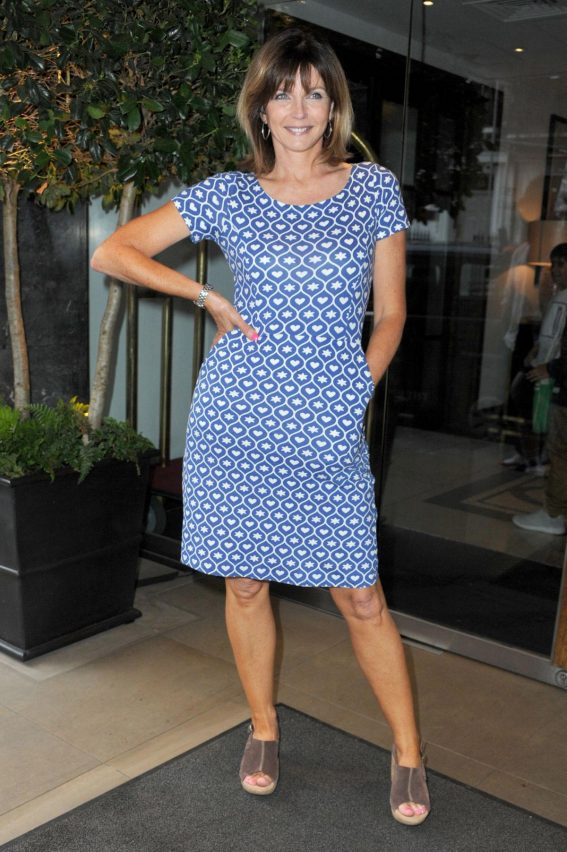 Annabel Giles at Kiss Nails and Lashes x Billie Faiers Launch Party in London 2018/08/16 1