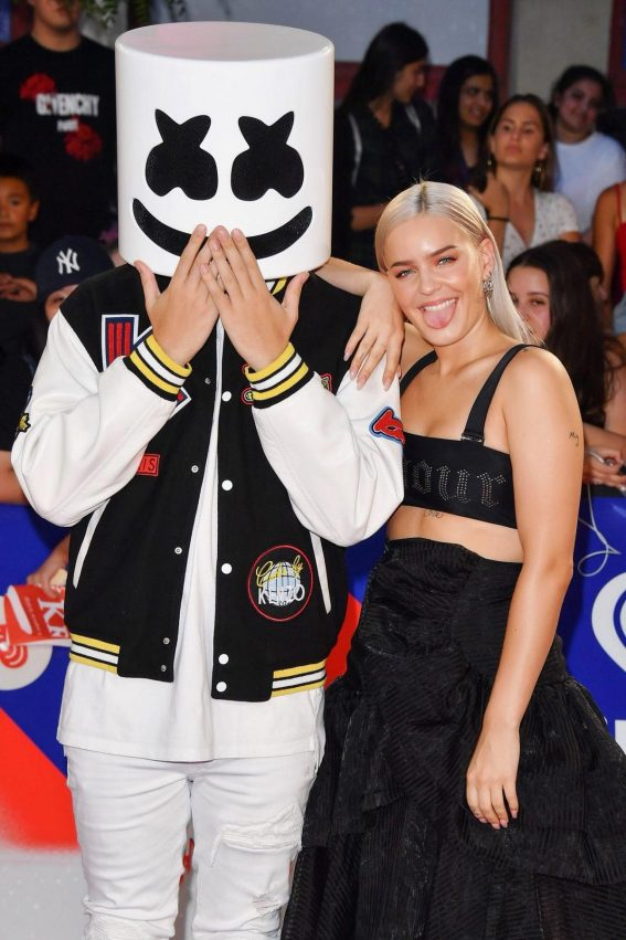 Anne-Marie at 2018 Iheartradio Muchmusic Video Awards in Toronto 2018/08/26 1