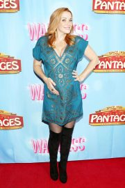 Annie Wersching at Waitress National Tour at Hollywood Pantages Theatre 2018/08/03 5