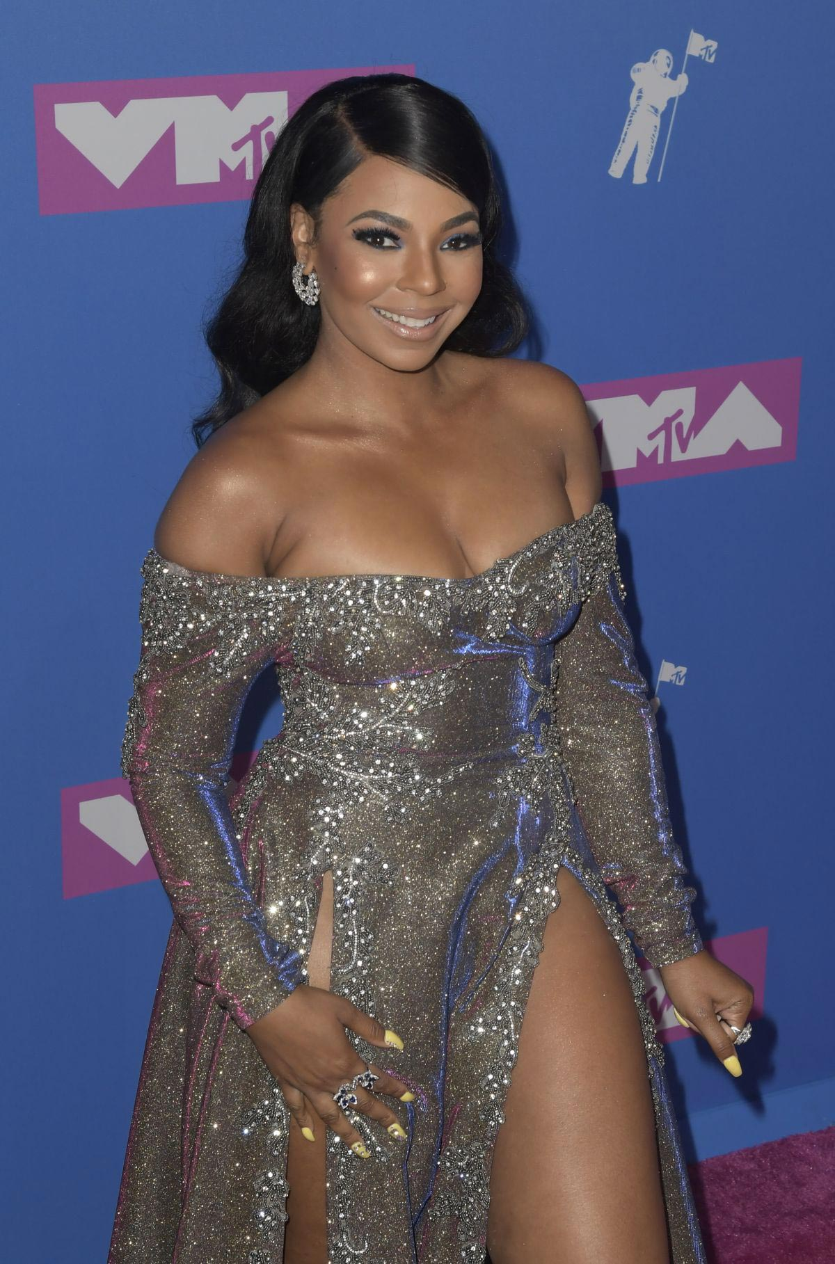 Ashanti at MTV Video Music Awards in New York 2018/08/20 1