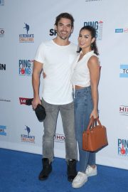 Ashley Iaconetti at 6th Annual Ping Pong 4 Purpose in Los Angeles 2018/08/23 6