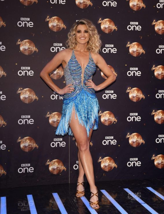 Ashley Roberts at Strictly Come Dancing Launch in London 2018/08/27 1