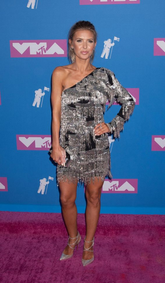 Audrina Patridge at MTV Video Music Awards in New York 2018/08/20 1