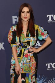 Aya Cash at Fox Summer All-star Party in Los Angeles 2018/08/02 9