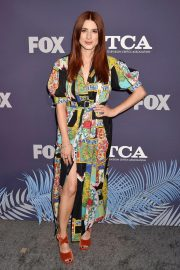 Aya Cash at Fox Summer All-star Party in Los Angeles 2018/08/02 11
