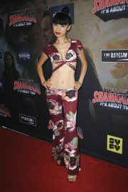 Bai Ling at The Last Sharknado: It's About Time Premiere in Los Angeles 2018/08/19 3