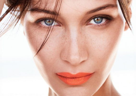 Bella Hadid for Allure Magazine September 2018 Issue 1