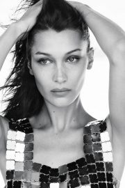 Bella Hadid for Allure Magazine September 2018 Issue 4