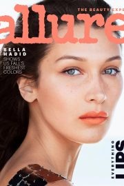 Bella Hadid for Allure Magazine September 2018 Issue 10