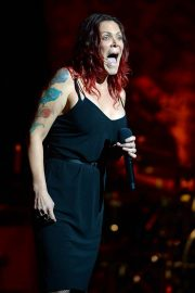 Beth Hart Performs at Broward Center in Fort Lauderdale 2018/08/11 10