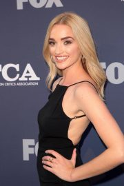 Brianne Howey at Fox Summer All-star Party in Los Angeles 2018/08/02 10