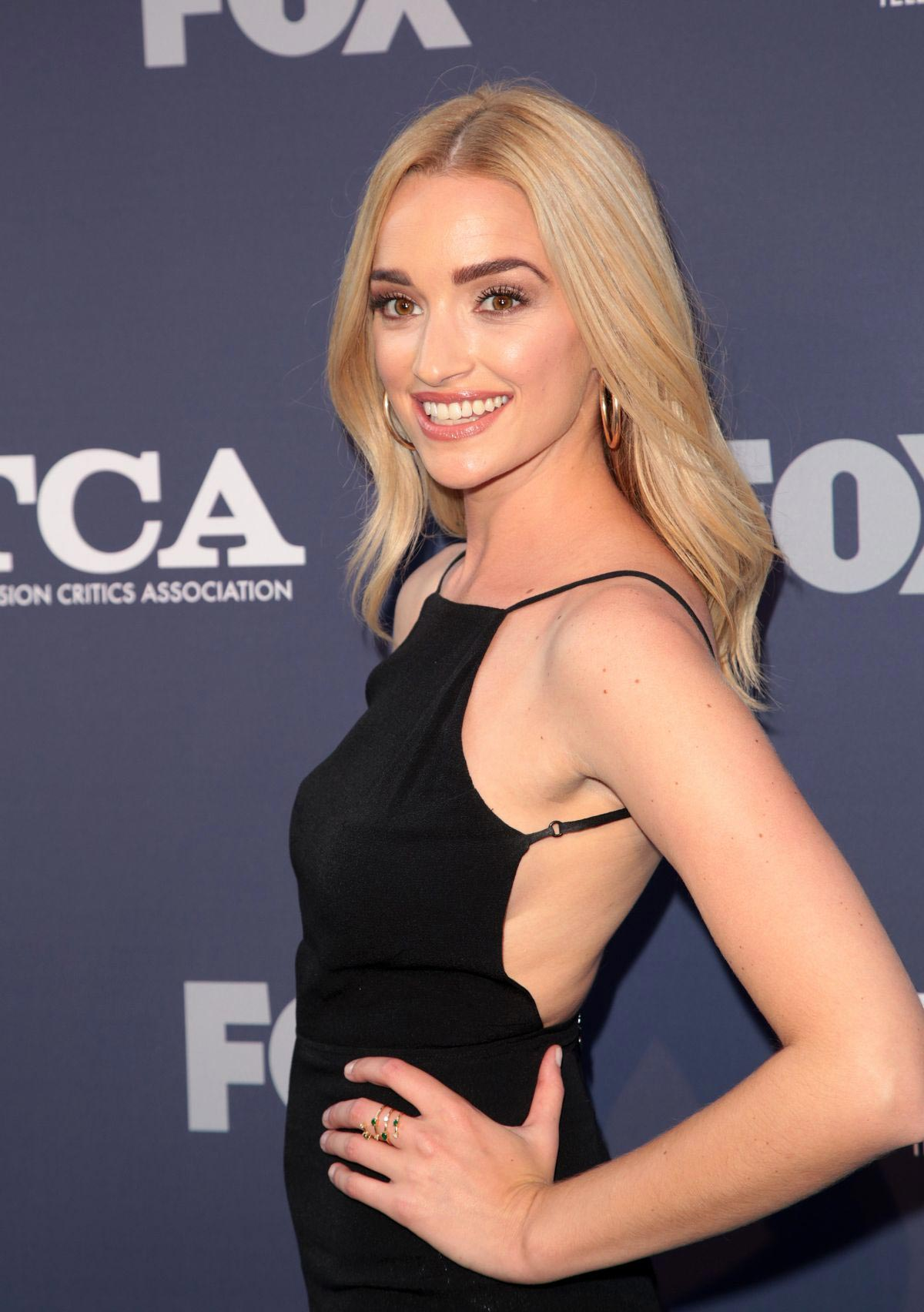 Brianne Howey at Fox S...