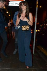 Brooke Vincent Arrives at Thomas Twins 30th Birthday Party in Manchester 2018/08/11 7