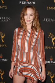 Camryn Grimes at Television Academy Daytime Peer Group Emmy Celebration in Los Angeles 2018/08/22 1