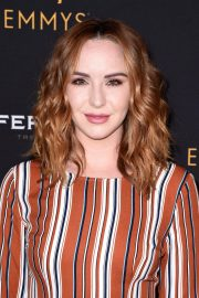 Camryn Grimes at Television Academy Daytime Peer Group Emmy Celebration in Los Angeles 2018/08/22 5