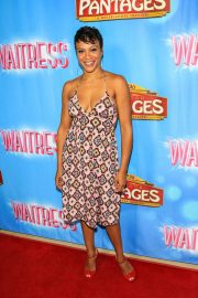 CARLY HUGHES at Waitress National Tour at Hollywood Pantages Theatre 2018/08/03 1