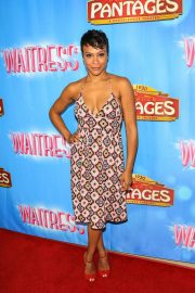 CARLY HUGHES at Waitress National Tour at Hollywood Pantages Theatre 2018/08/03 3