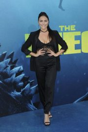 Cassie Scerbo at The Meg Premiere in Hollywood 2018/08/06 2