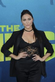 Cassie Scerbo at The Meg Premiere in Hollywood 2018/08/06 4