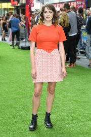Charlotte Ritchie at The Festival Premiere in London 2018/08/13 2