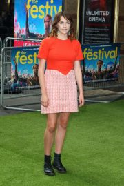 Charlotte Ritchie at The Festival Premiere in London 2018/08/13 3