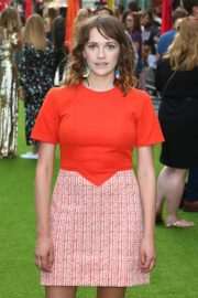 Charlotte Ritchie at The Festival Premiere in London 2018/08/13 4
