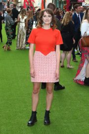 Charlotte Ritchie at The Festival Premiere in London 2018/08/13 5