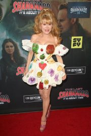 Charo at The Last Sharknado: It's About Time Premiere in Los Angeles 2018/08/19 8