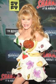 Charo at The Last Sharknado: It's About Time Premiere in Los Angeles 2018/08/19 10