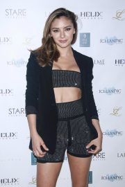 Christine Evangelista at LaPalme Magazine Cover Party in New York 2018/08/02 12
